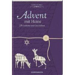 Bücher: Lesezauber: Advent mit Heine von Heinrich Heine