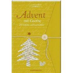 Bücher: Lesezauber: Advent mit Goethe von Johann Wolfgang Goethe