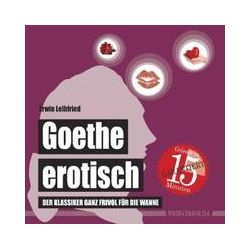 Bücher: Goethe erotisch von Erwin Leibfried