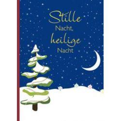 Bücher: Stille Nacht, heilige Nacht