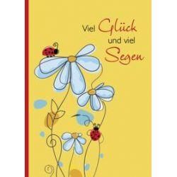 Bücher: Viel Glück und viel Segen