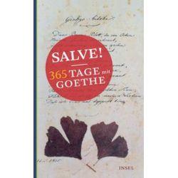 Bücher: Salve! 365 Tage mit Goethe von Johann Wolfgang Goethe