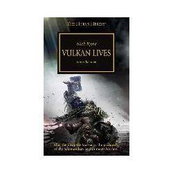 Bücher: Vulkan Lives von Nick Kyme