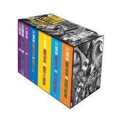 Bücher: Harry Potter Complete Paperback Boxed Set von Joanne K. Rowling