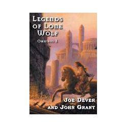 Bücher: Legends of Lone Wolf Omnibus 3 von John Grant, Joe Dever
