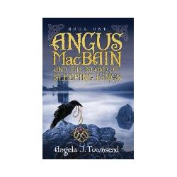 Bücher: Angus MacBain and The Island of Sleeping Kings von Angela J. Townsend