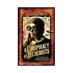 Bücher: A Conspiracy of Alchemists von Liesel Schwarz