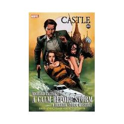 Bücher: Castle: A Calm Before Storm von Robert Atkins, Peter David, Richard Castle