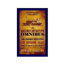 Bücher: The Railway Detective Omnibus von Edward Marston