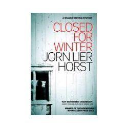 Bücher: Closed for Winter von Jorn Lier Horst