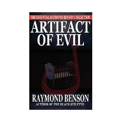 Bücher: Artifact of Evil von Raymond Benson