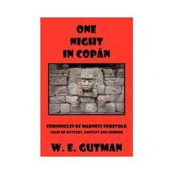 Bücher: One Night in Copan von W. E. Gutman