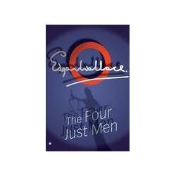 Bücher: The Four Just Men von Edgar Wallace