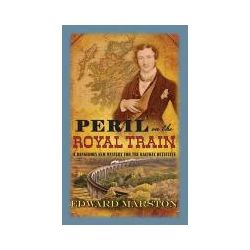 Bücher: Peril on the Royal Train von Edward Marston