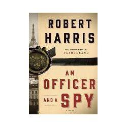 Bücher: An Officer and a Spy von Robert Harris
