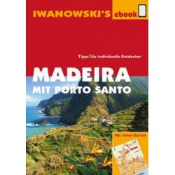 eBooks: Madeira mit Porto Santo von Leonie Senne, Daniela Röpke
