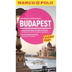 eBooks: MARCO POLO Reiseführer Budapest von Rita Stiens