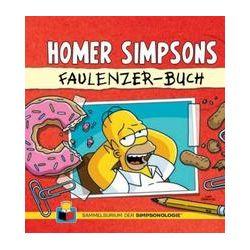 Bücher: Das Sammelsurium der Simpsonologie 01. Homer Simpsons Faulenzer-Buch von Bill Morrison, Matt Groening