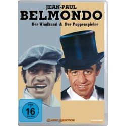 Film: Jean Paul Belmondo Double Feature von Georges Lautner von Jean-Paul Belmondo, Michel Galabru mit Jean-Paul Belmondo, Michel Galabru