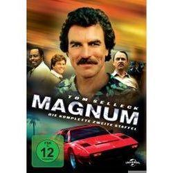 Film: Magnum Season 2 mit Tom Selleck, John Hillerman, Roger E. Mosley, Larry Manetti, Judge Reinhold, Sharon Stone, Miguel Ferrer, Lance LeGault, Anne Lockhart, Ted Danson