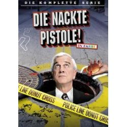 Film: Die nackte Pistole - Die komplette Serie von David Zucker, Jim Abrahams, Robert Wuhl, Neil Thompson, Nancy Steen, Pat Proft, Tino Insana von Jim Abrahams, David Zucker mit Leslie Nielsen, Alan