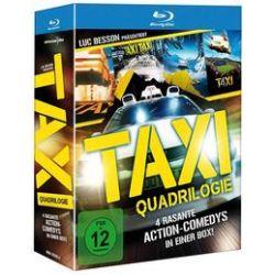 Film: Taxi - Quadrilogie von Gérard Pirès, Gérard Krawczyk mit Samy Naceri, Frederic Diefenthal, Marion Cotillard