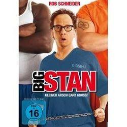 Film: Big Stan - Kleiner Arsch ganz groß! von Josh Lieb von Rob Schneider von Rob Schneider, David Caradine mit Rob Schneider