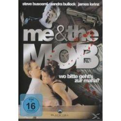 Film: Me & the Mob - Wo bitte geht's zur Mafia? von Frank Rainone, Sandra Bullock, James Lorinz, Steve Buscemi von Frank Rainone mit Sandra Bullock, James Lorinz, Steve Buscemi