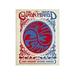 Musik: Live From Madison Square Garden von Martyn Atkins von Eric Clapton and Steve Winwood, Eric Clapton