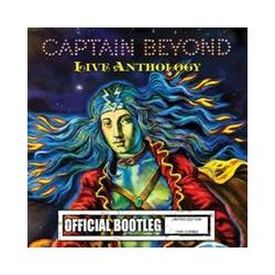 Musik: Live Anthology von Captain Beyond