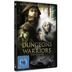 Film: Dungeons and Warriors - Collection von Constantin Werner von V.A. mit Dmitrj Miller, Billy Zane