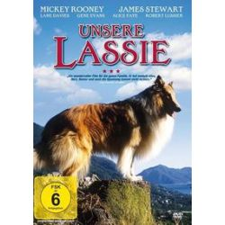 Film: Unsere Lassie von Don Chaffey mit James Stewart, Mickey Rooney, Alice Faye