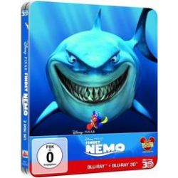 Film: Findet Nemo (3D Blu-ray) von David Reynolds, Bob Peterson, Andrew Stanton von Andrew Stanton, Lee Unkrich mit Albert Brooks