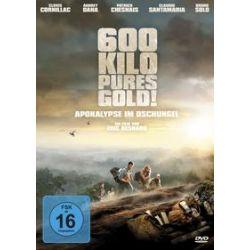 Film: 600 Kilo pures Gold! von Éric Besnard mit Bruno Solo, Claudio Santamaria, Patrick Chesnais, Audrey Dana, Clovis Cornillac