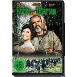 Film: Robin und Marian von James Goldman von Richard Lester mit Sean Connery, Audrey Hepburn, Robert Shaw, Richard Harris