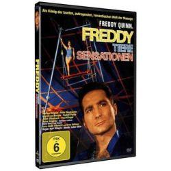 Film: Freddy, Tiere, Sensationen von Karl Vibach von Freddy Quinn, Josef Albrecht mit Freddy Quinn, Josef Albrecht, Erna Sellmer