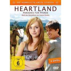 Film: Heartland - Staffel 1 von Lauren Brooke von Dean Bennett mit Amber Marshall, Michelle Morgan, Shaun Johnston