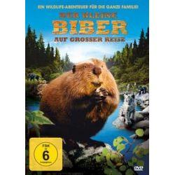 Film: Der kleine Biber auf großer Reise von Philippe Calderon mit André Dussollier, Benoît Brière