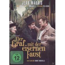 Film: Der Graf Mit Der Eisernen Faust von Andre Hunebelle von Spielfilm Mit Jean Marais mit Jill Haworth, Dany Robin, Jean Marais