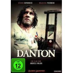 Film: Danton von Andrzej Wajda von Gérard Depardieu, Wojciech Pszoniak mit Gérard Depardieu, Angela Winkler, Wojciech Pszoniak