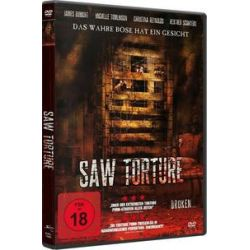 Film: Saw Torture von Matt Zettell von James Du Mont, Michelle Tomlinson mit Michelle Tomlinson, James DuMont, Christina Reynolds