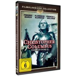 Film: Christopher Columbus - New World von Cynthia Macdonald von Fredric March, Florence Eldridge mit Fredric March, Florence Eldridge, Francis L. Sullivan