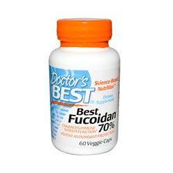 Doctor's Best, Best Fucoidan 70%, 60 Veggie Caps - iHerb.com