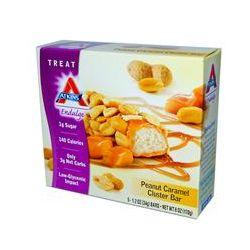 Atkins, Endulge, Peanut Caramel Cluster, 5 Bars, 1.2 oz (34 g) Each - iHerb.com