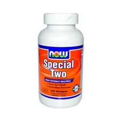 Now Foods, Special Two, High Potency Multiple, 240 Vcaps - iHerb.com