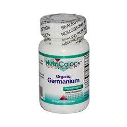 Nutricology, Organic Germanium, 50 Veggie Caps - iHerb.com