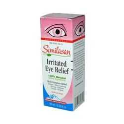 Similasan, Irritated Eye Relief, Sterile Eye Drops, 0.33 fl oz (10 ml) - iHerb.com