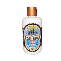 Dynamic Health, Acai Gold, Organic Certified, 32 fl oz (946 ml) - iHerb.com