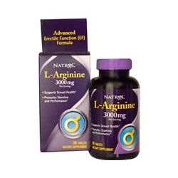 Natrol, L-Arginine, 3000 mg, 90 Tablets - iHerb.com