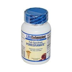 Life Extension, Full-Spectrum Pomegranate, 30 Softgels - iHerb.com